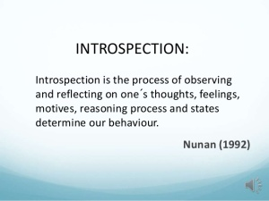 introspection