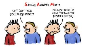 social unsocial