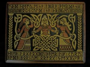 urd verdandi and skuld